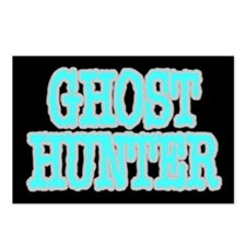 ...Ghost Hunter... Postcards (Package of 8)
