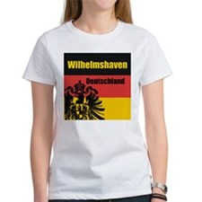 Wilhelmshaven Deutschland Tee