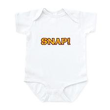 Snap Infant Bodysuit