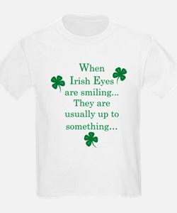 Irish Eyes T-Shirt