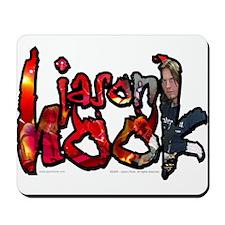 Jason Hook Name Design Mousepad