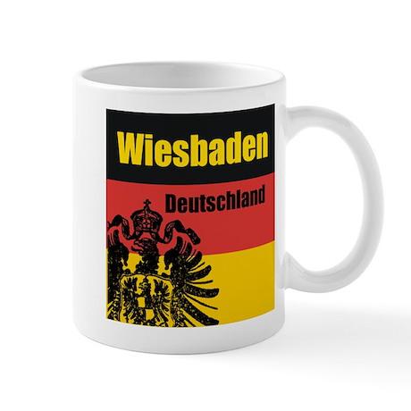 Wiesbaden Deutschland Mug