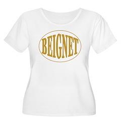 Beignet Oval T-Shirt
