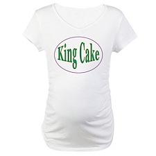 King Cake Oval Shirt