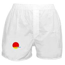 Tristen Boxer Shorts