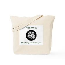 Region X Tote Bag