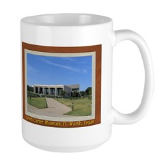 Amon Carter Museum Large Mug