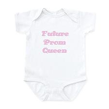 Future Prom Queen Infant Creeper
