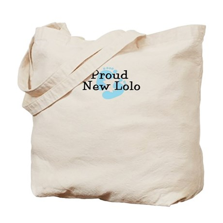 Proud New Lolo B Tote Bag