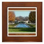 Botanic Gardens Framed Tile