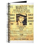 Wanted Creepy Karpis Journal
