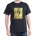 Wanted Creepy Karpis Dark T-Shirt