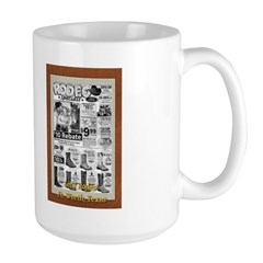Let's Rodeo! Large Mug