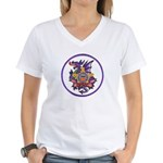 Secret Service OPSEC Women's V-Neck T-Shirt