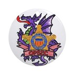 Secret Service OPSEC Ornament (Round)