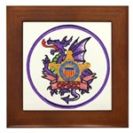 Secret Service OPSEC Framed Tile