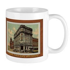 Old Fort Worth Mug