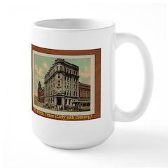 Old Fort Worth Mug