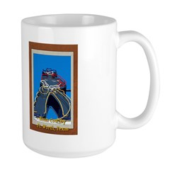Neon Cowboy Mug