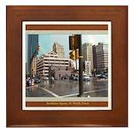 Sundance Square Framed Tile