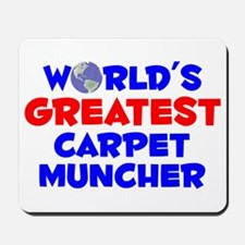 World's Greatest Carpe.. (A) Mousepad