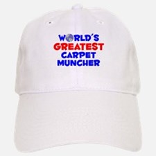 World's Greatest Carpe.. (A) Baseball Baseball Cap