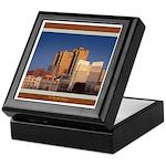 Fort Worth Skyline - Day Keepsake Box