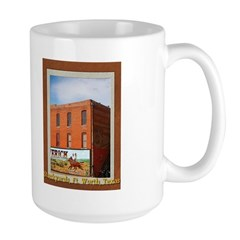 Stockyards #1 Large Mug