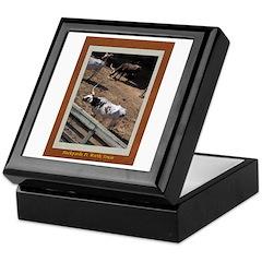 Stockyards #2 Keepsake Box