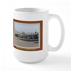 Stockyards #3 Large Mug