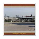 Stockyards #3 Tile Coaster