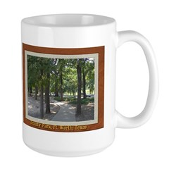 Trinity Park Large Mug