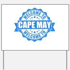 Summer cape may- new jersey Yard Sign