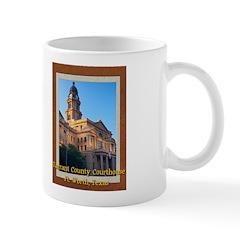 Tarrant County Courthouse Mug
