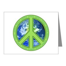 World Peace Note Cards (Pk of 10)