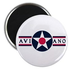 "Aviano Air Base 2.25"" Magnet"