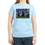 Starry Night FCR Women's Light T-Shirt