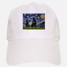 Starry Night FCR Baseball Baseball Cap