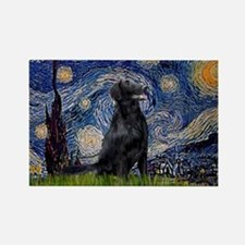 Starry Night FCR Rectangle Magnet