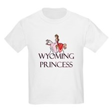 Wyoming Princess T-Shirt