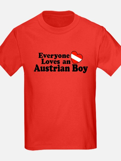 Everyone Loves an Austrian Boy T