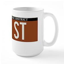 64th Street in NY Mug