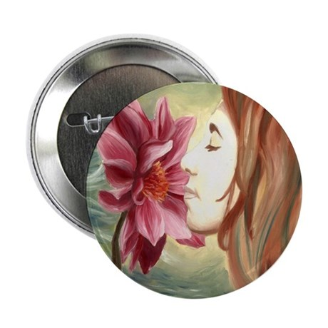 Spring Embrace Button