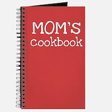 Unique Cookbook Journal