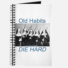 Old Habits Journal