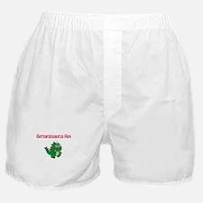 Bernardosaurus Rex Boxer Shorts