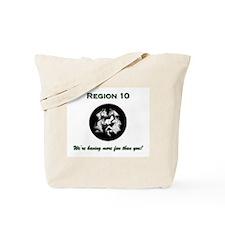 Region 10 Tote Bag