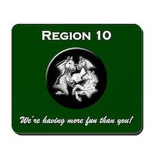 Region 10 Mousepad