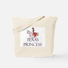 Texas Princess Tote Bag