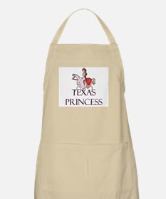 Texas Princess BBQ Apron